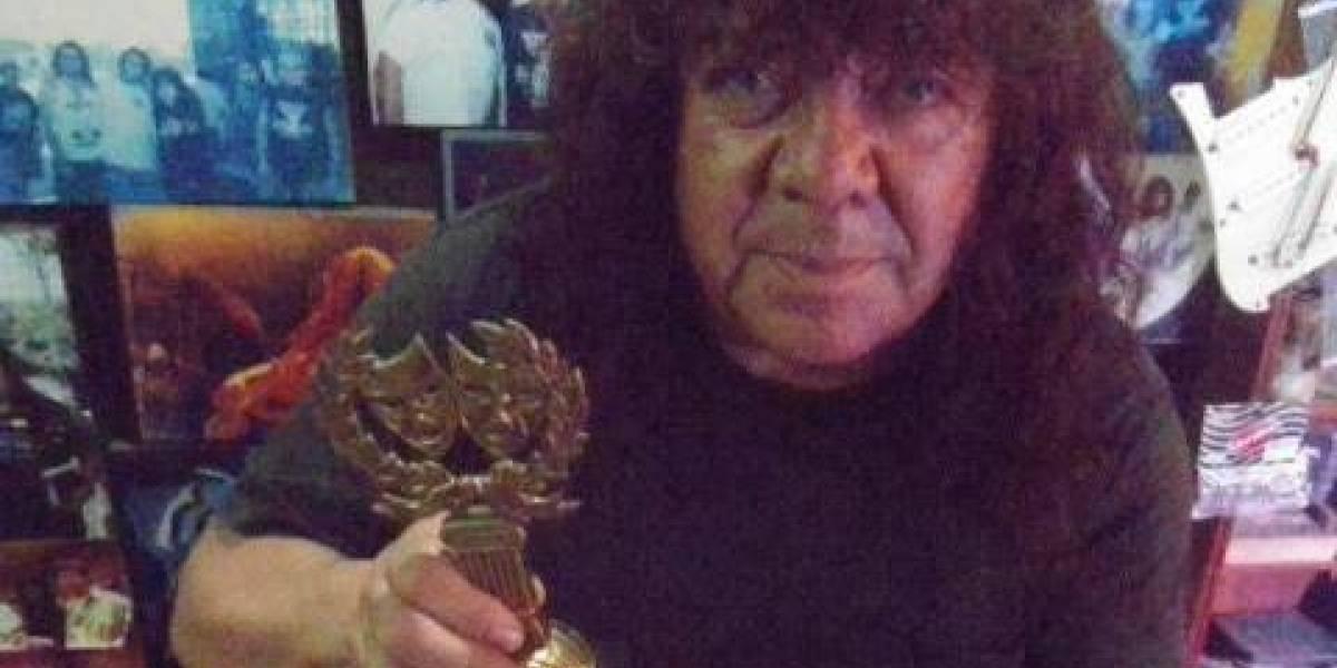 Rock chileno de luto: murió Juan Panzer