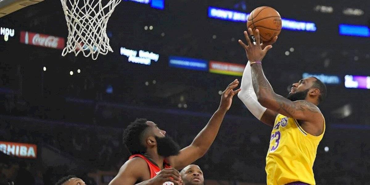 LeBron James encabeza lista preliminar de 44 jugadores de NBA para Juegos Olímpicos