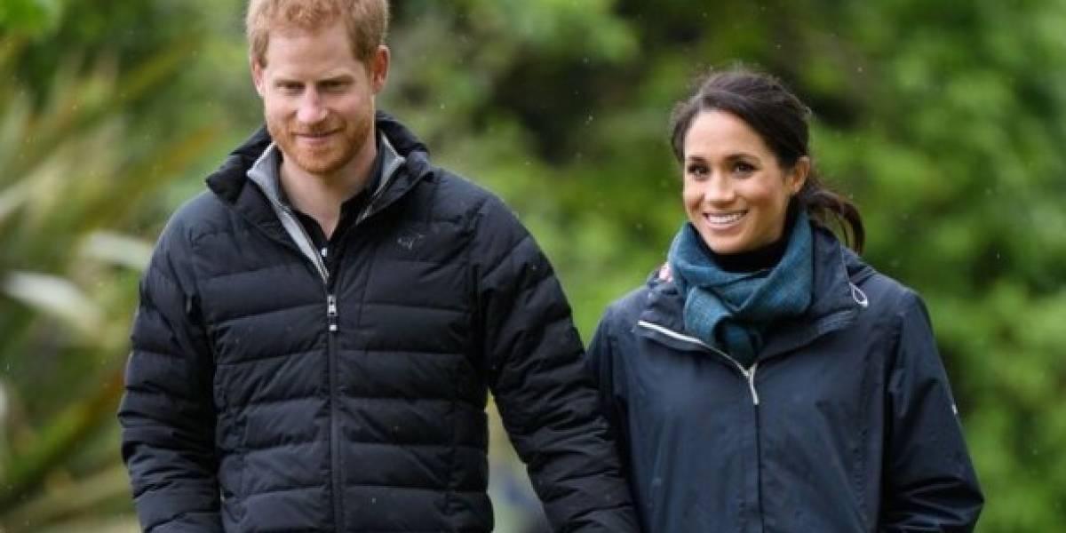 Por orden de la reina: Meghan Markle y el príncipe Harry deben regresar al Reino Unido
