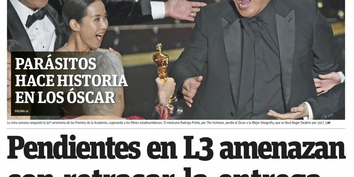 Descarga PDFs de Publimetro Guadalajara del 10 de febrero de 2020