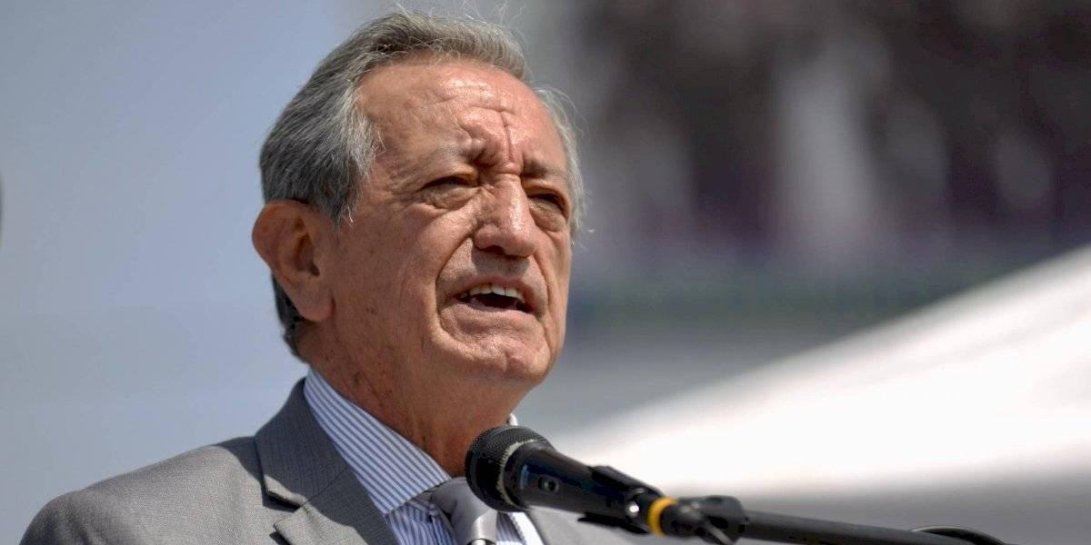 """Oswaldo Jarrín: """"estamos al día en el pago de pensiones"""""""