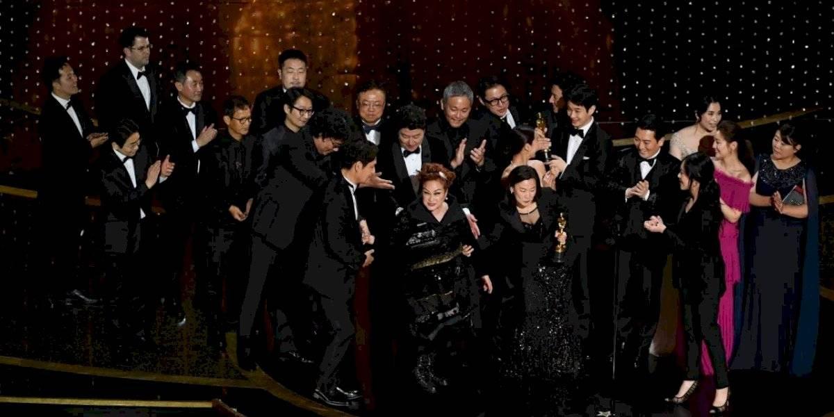 Parásitos gana como Mejor película en los Óscar 2020