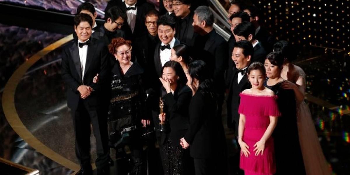 """""""Parásitos"""" es la película más galardonada con 4 premios en los Oscars 2020"""