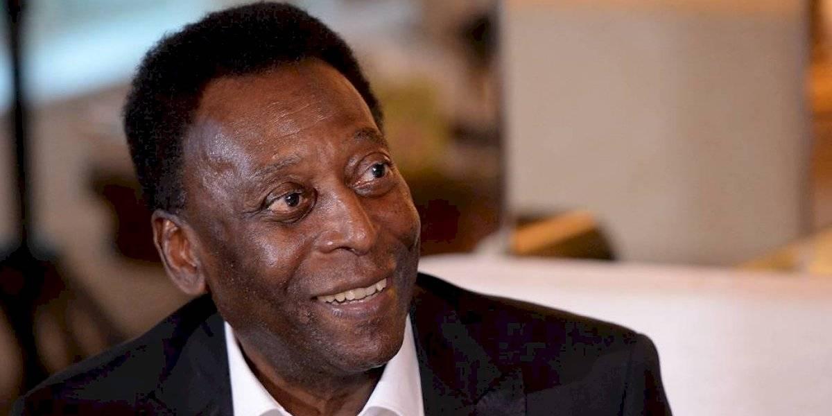 Pelé sufre de depresión al no poder salir de casa