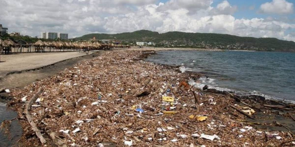 Denuncia que playas del Atlántico están contaminadas con materia fecal
