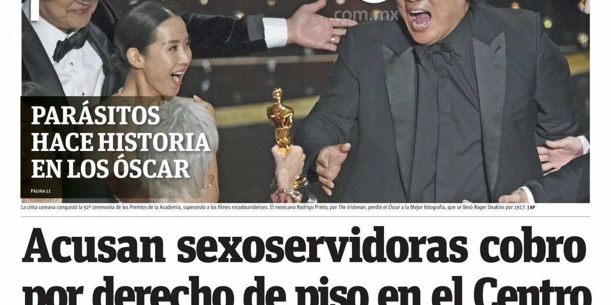 Descarga PDFs de Publimetro Puebla del 10 de febrero de 2020