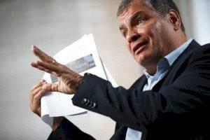 El lunes 10 de febrero empezó el juicio contra Rafael Correa respecto al 'Caso Sobornos'