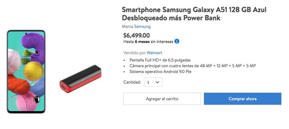 Samsung Xiaomi Huawei México Ofertas
