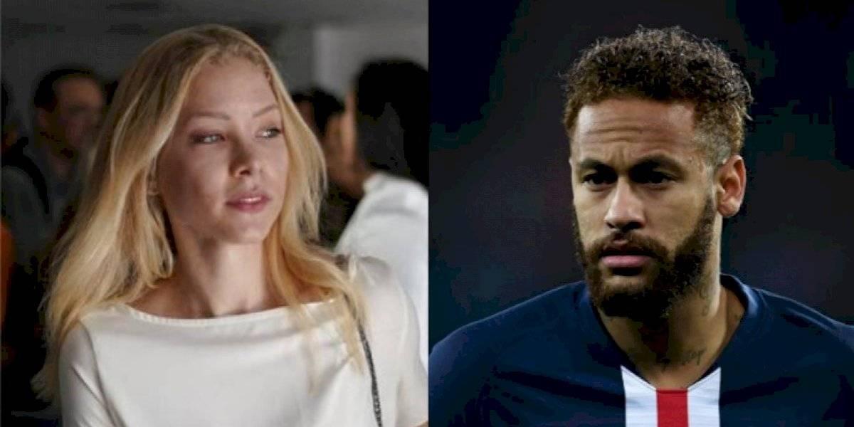 Modelo demandaria a Neymar en París por violación y explotación sexual