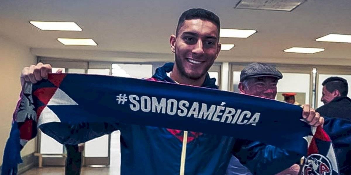 Sebastián Cáceres reconoce que lega al América con falta de ritmo