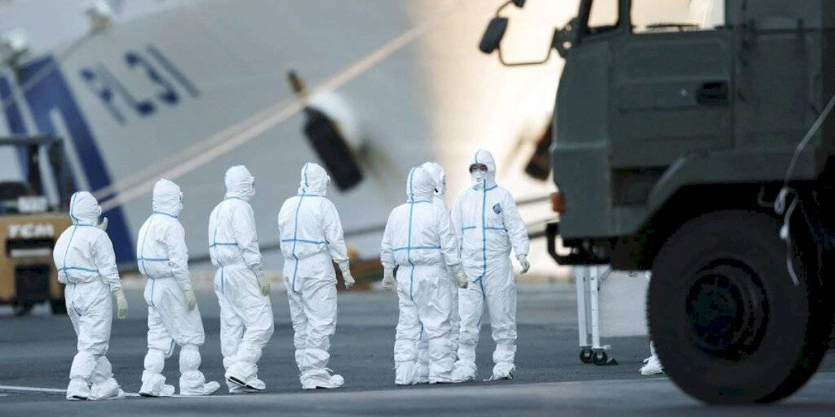 Sube la cifra de contagiados en crucero Diamond Princess, ya son 130 casos de coronavirus
