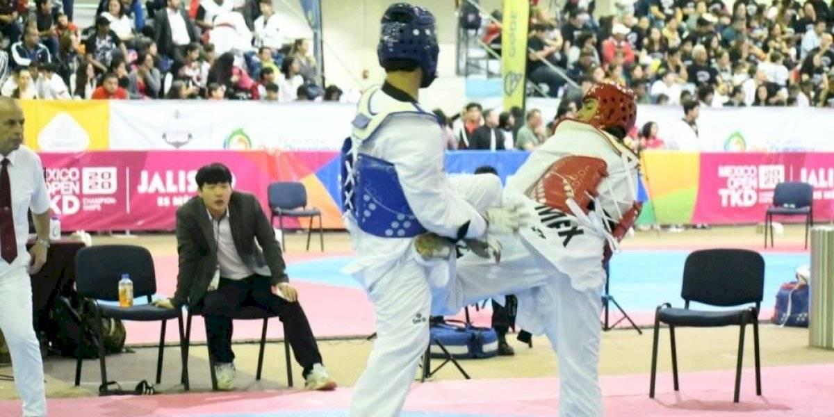 Concluye el México Open Championship de Taekwondo