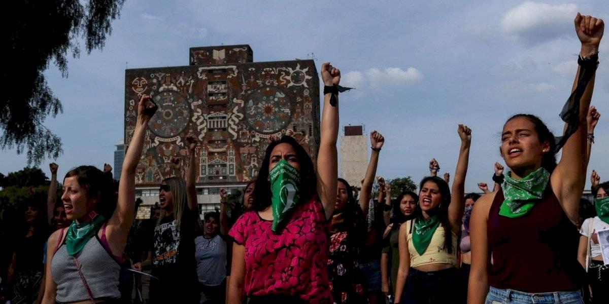 Justas, las demandas de mujeres en la UNAM: López Obrador