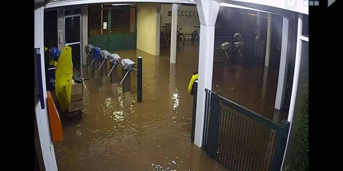 Chuva em São Paulo: Escolas da zona oeste suspendem aulas