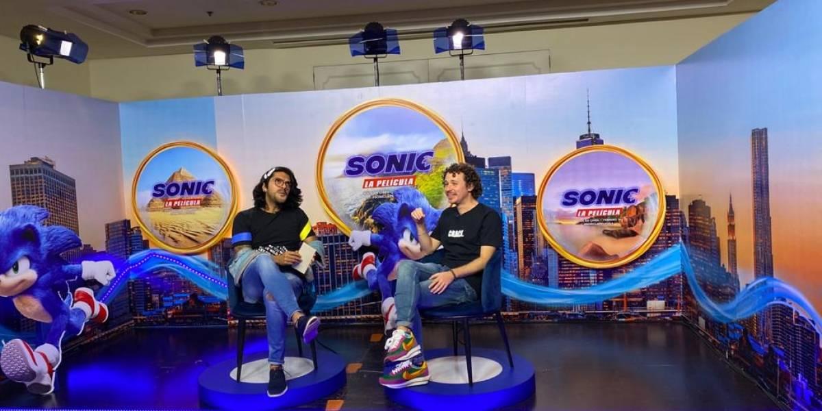 """""""Sonic"""": El erizo azul invade México y se prepara para su llegada a Guatemala"""
