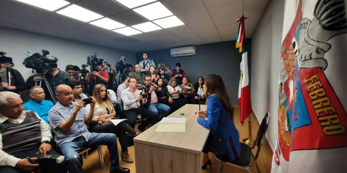 Desconoce Morena a Clara Luz Flores