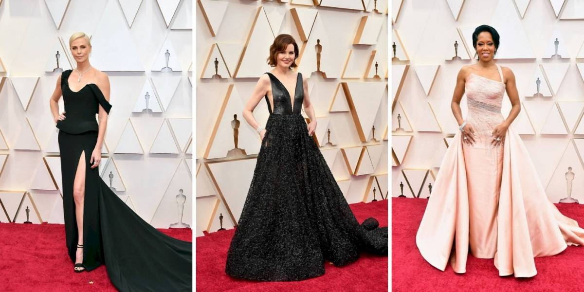 As mais bem vestidas do Oscar 2020
