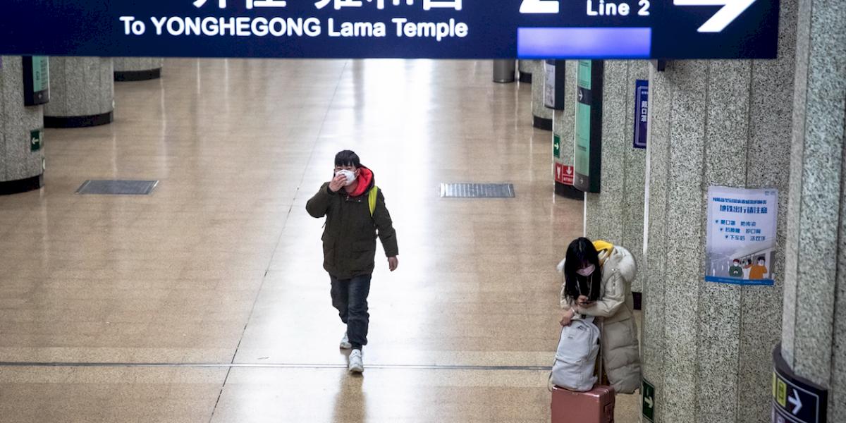 Colombianos en Wuhan, China, no han podido ser repatriados