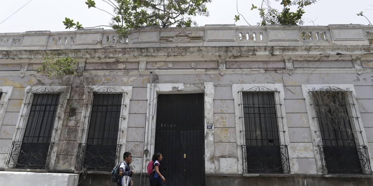 A más de dos años siguen sin intervenir casonas afectadas por sismo