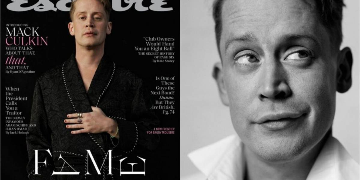 Macaulay Culkin desfaz mito de ter se 'divorciado' de seus pais