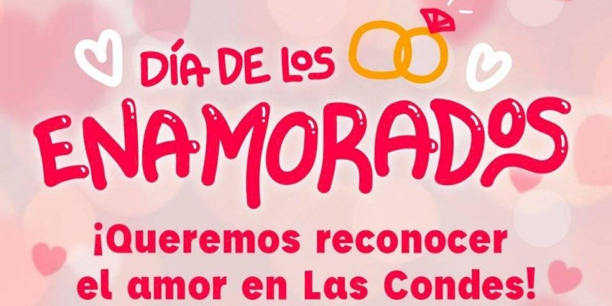 Polémica del 14 de febrero: Las Condes lanzó concurso para premiar a matrimonios