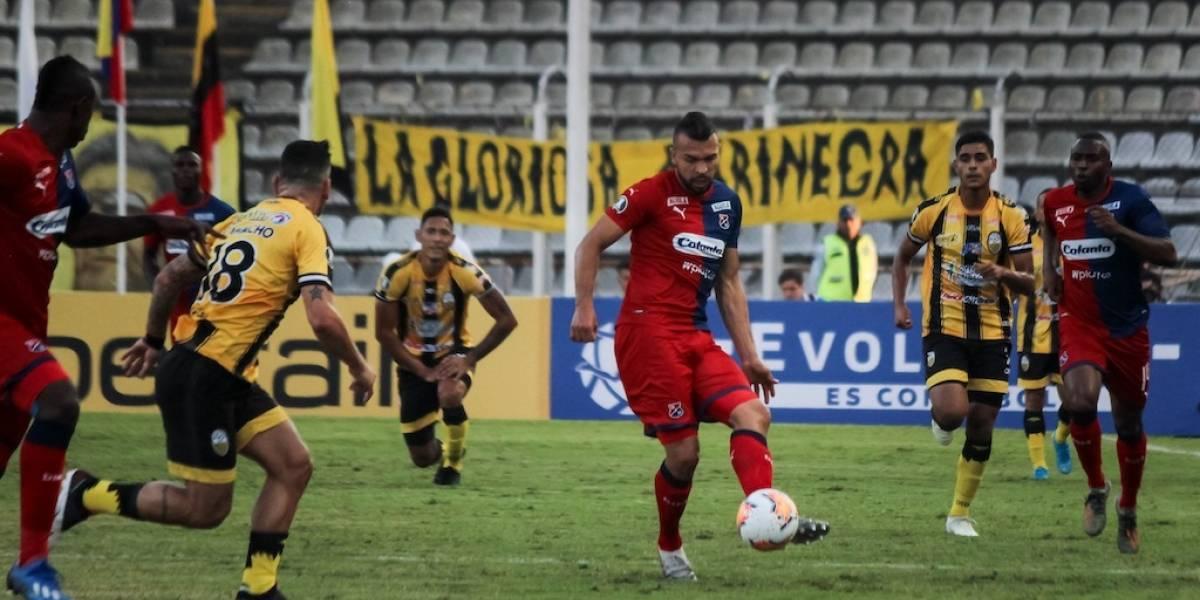 VIDEO | Insólitos errores de Medellín para los goles que lo ...