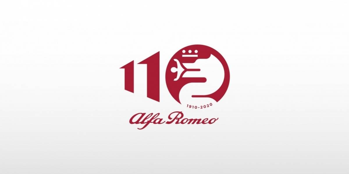 Alfa Romeo cumple 110 años y lo festeja con un nuevo logotipo y múltiples celebraciones