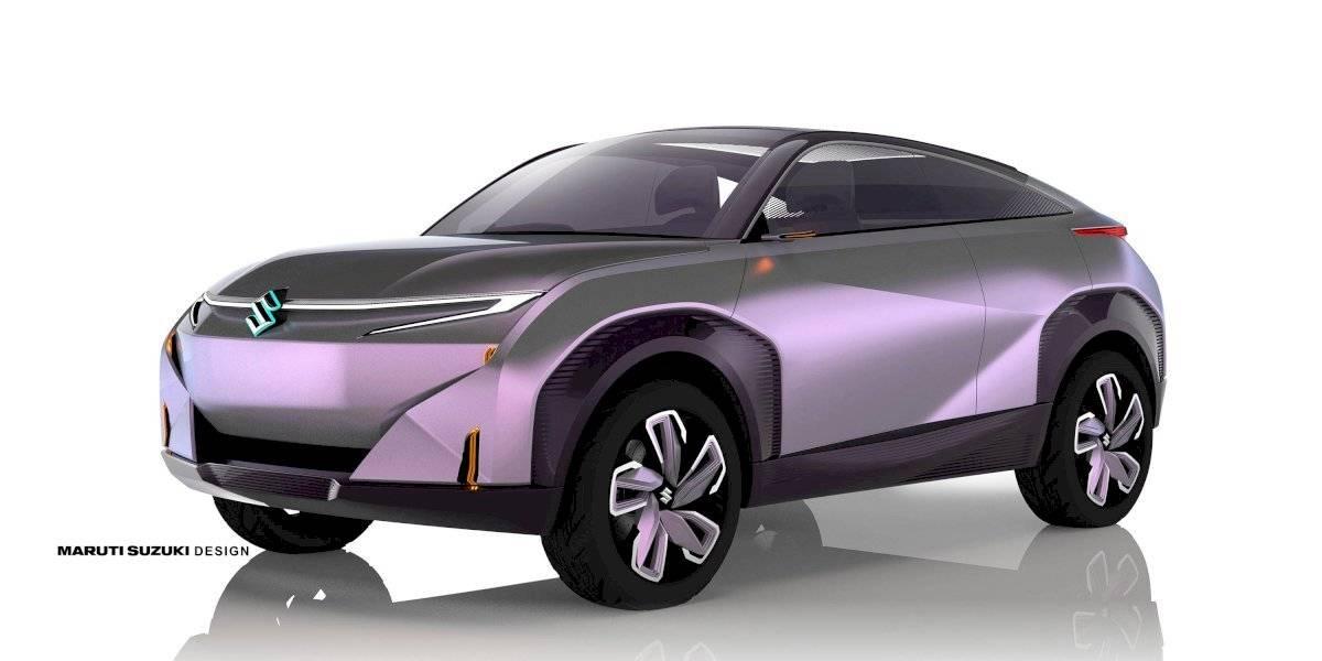 Suzuki presenta su modelo Concept FUTURO-e en India