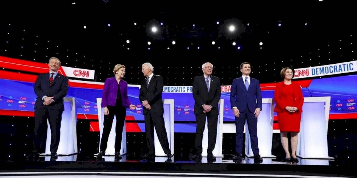 Nueva Hampshire podría aclarar panorama para los demócratas