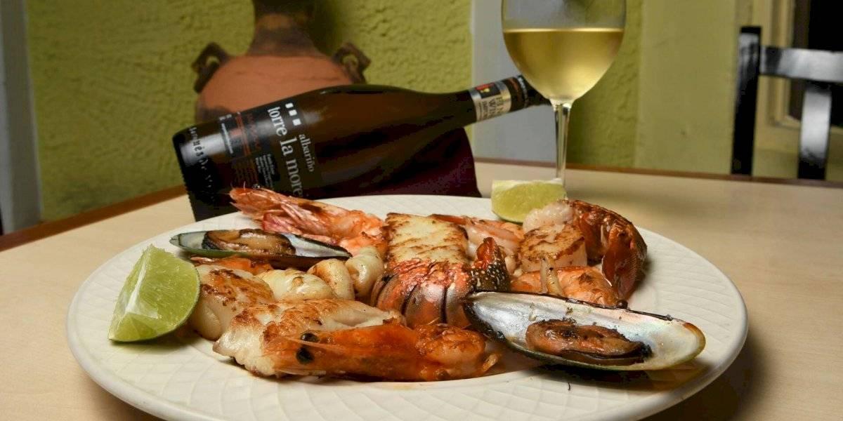 Marisquería Atlántica: 72 salsas, cientos de sabores y una sola esencia