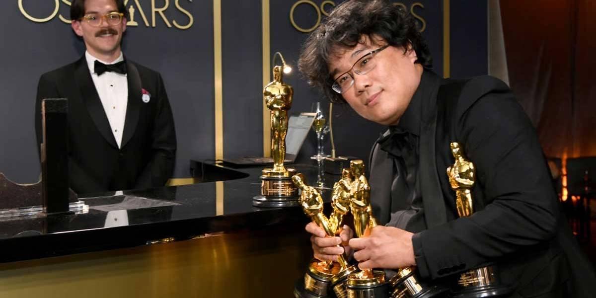 Bong Joon-ho deveria ter levado Oscar de melhor senso de humor