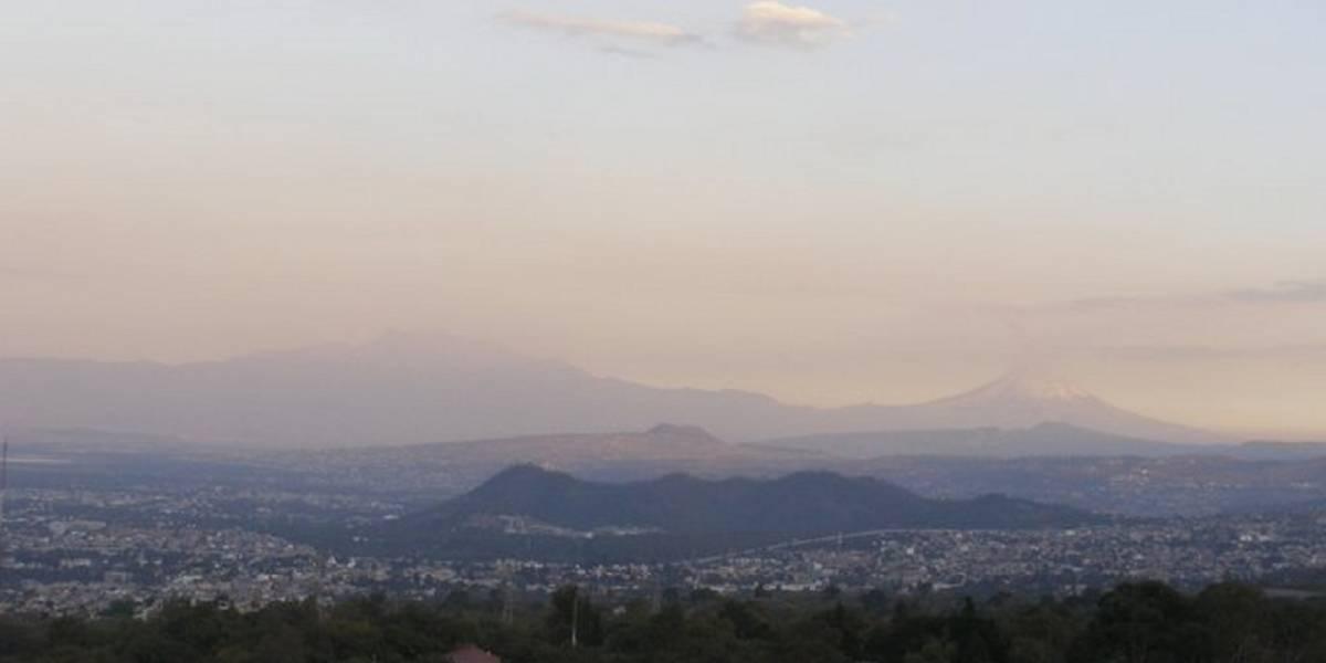 Calidad del aire hoy en Ciudad de México y Estado de México