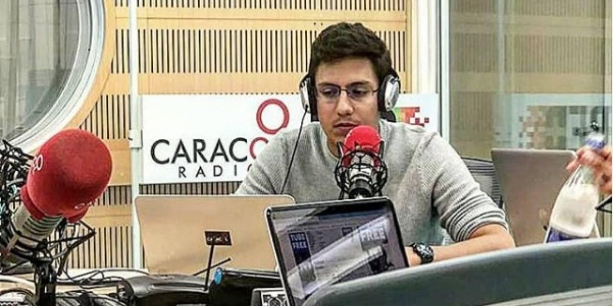Julián Capera abandonó Caracol Radio y ya tiene nuevo trabajo en televisión