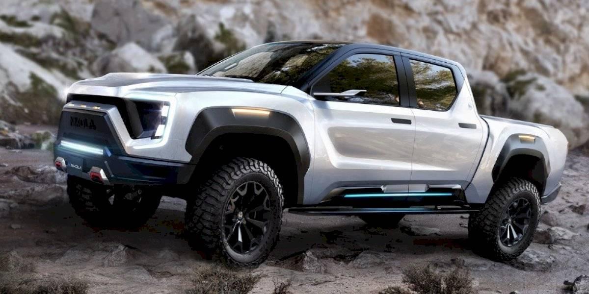 Nikola Motor Company no se queda atrás en el mercado y presenta su nueva camioneta eléctrica
