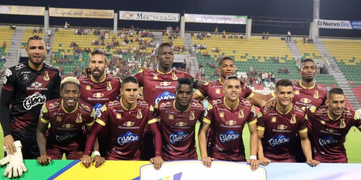 Atlético Nacional vs. Deportes Tolima, suspendido por múltiples casos de COVID-19