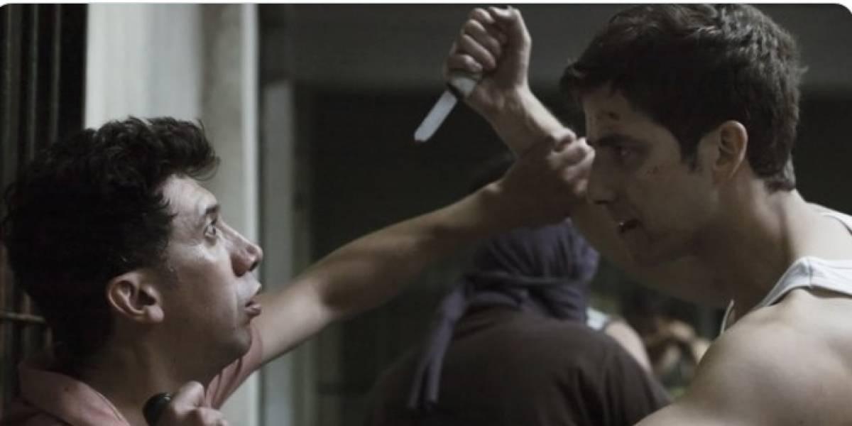 """La fuerte escena de 'Amar y vivir' que muchos televidentes definieron como """"violenta y cruda"""""""