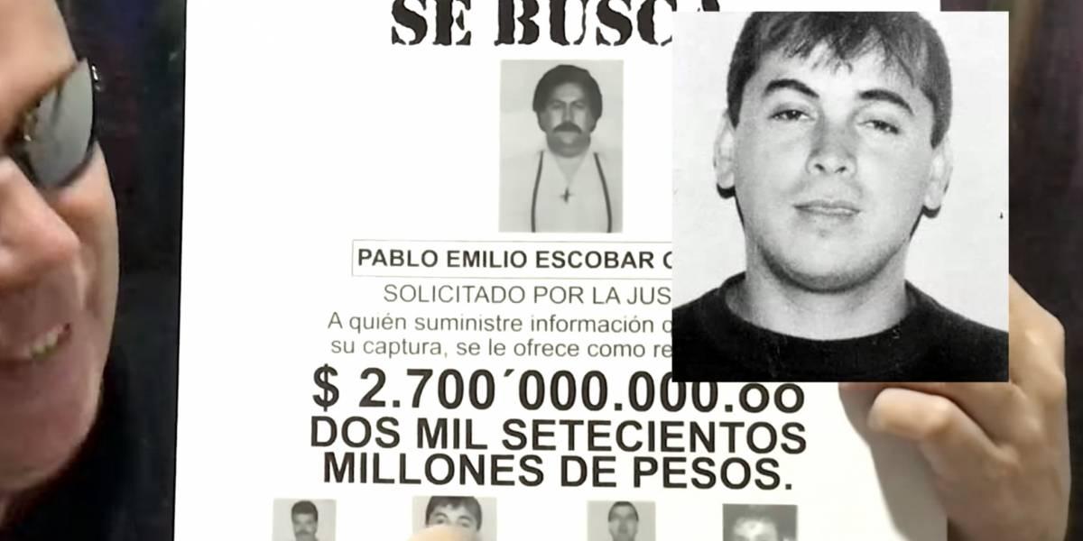 La nueva vida que estaría llevando 'el Mugre', sicario de Escobar, en España