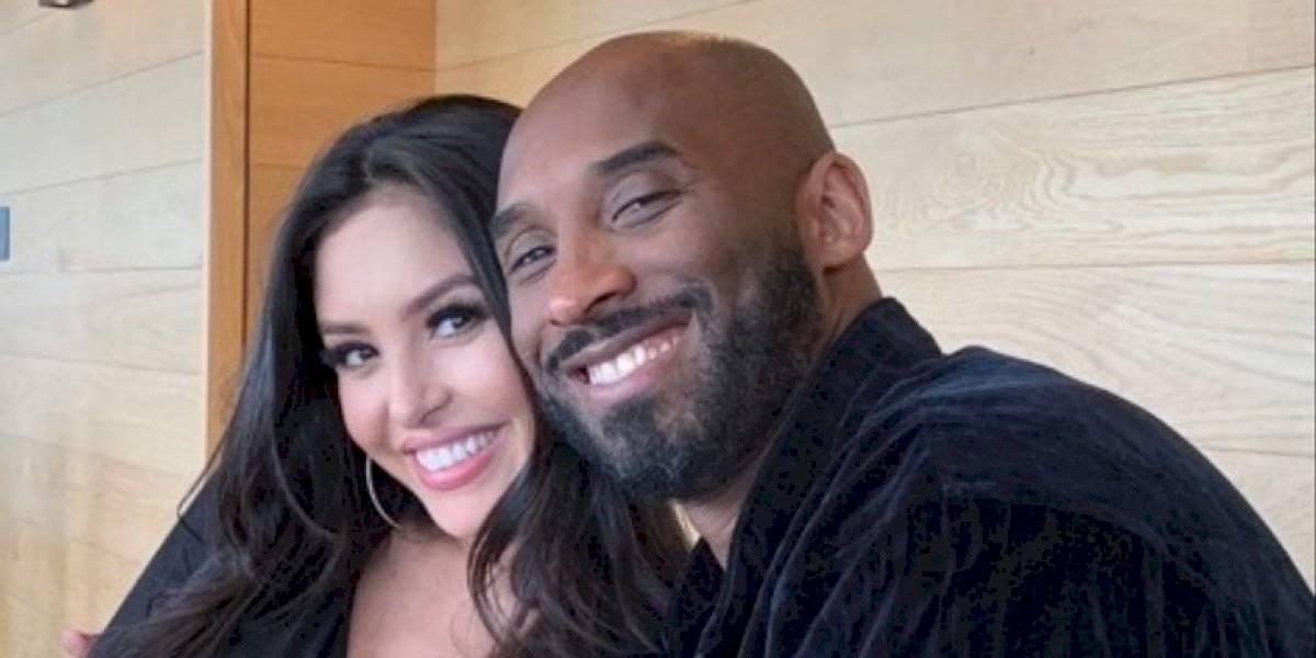 El desgarrador mensaje de Vanessa, la esposa de Kobe Bryant, tras su muerte
