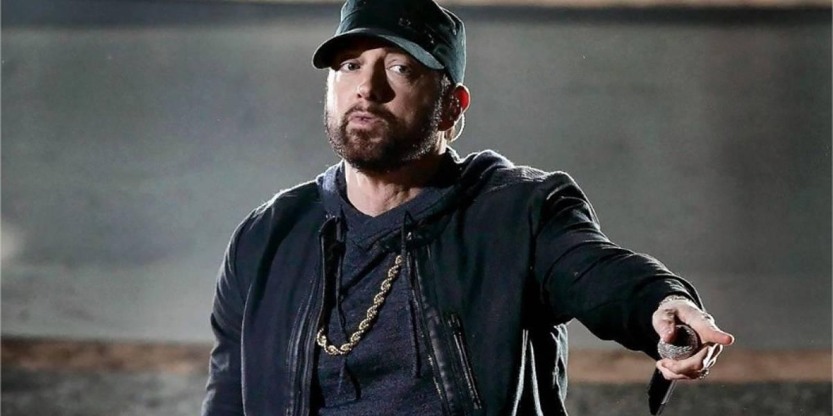"""Barbra Streisand recuerda la noche cuando Eminem ganó el Oscar por """"Lose yourself"""""""