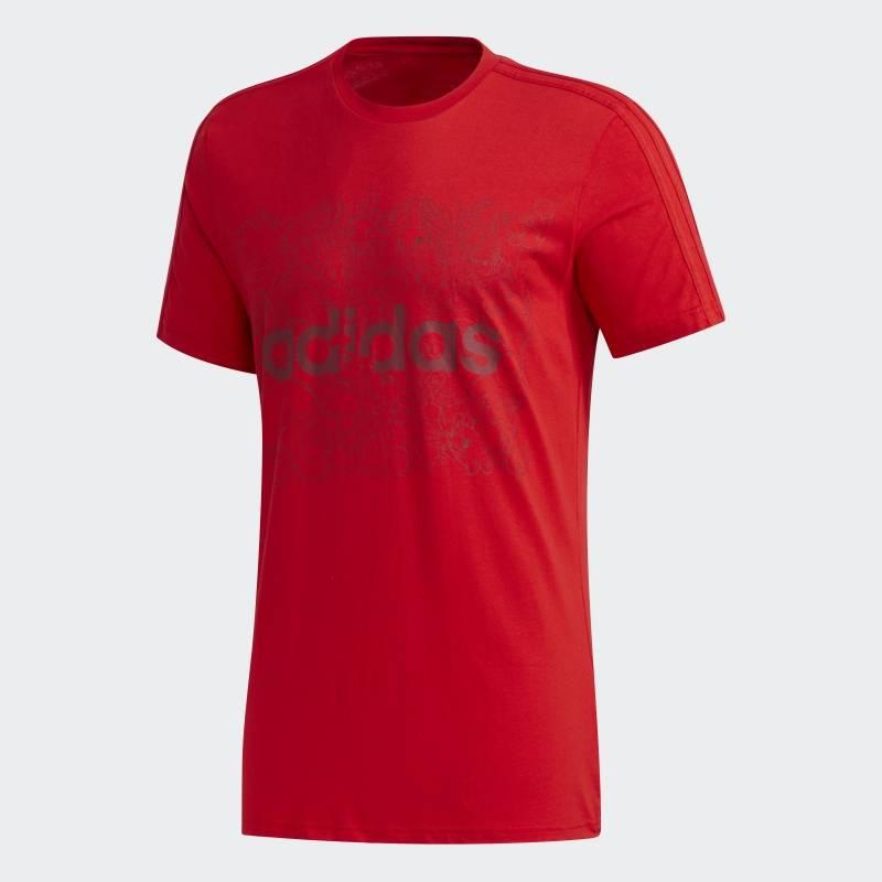"""Camiseta """"Pokémons""""- vermelha Divulgação"""