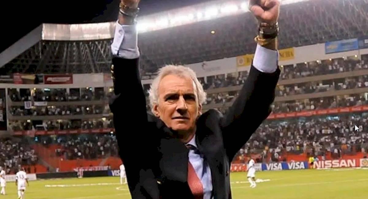 Jorge Fossati reveló que la inseguridad en Ecuador fue la única razón por la que dejó Liga de Quito Internet