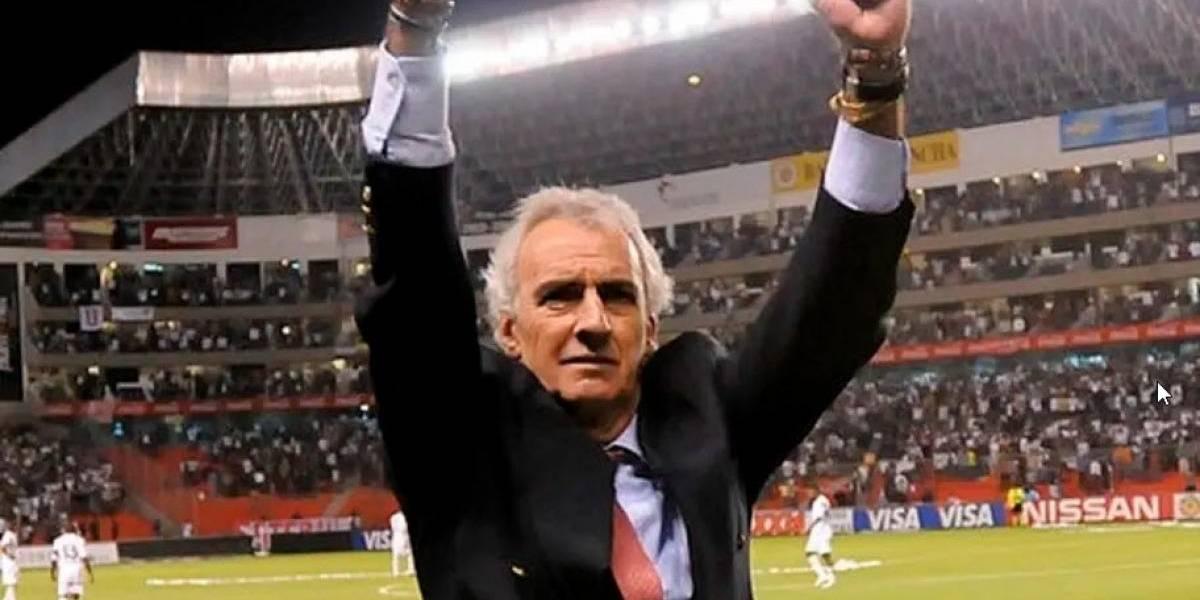 Jorge Fossati reveló que la inseguridad en Ecuador fue la única razón por la que dejó Liga de Quito