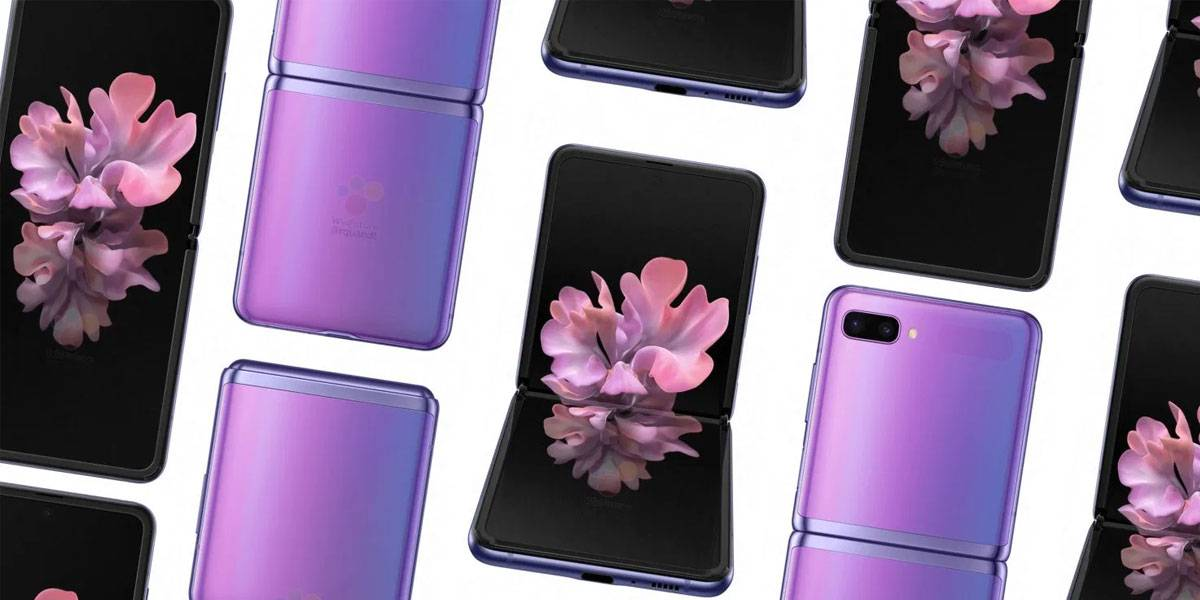 Brutal y retro: Samsung presenta su Galaxy Z Flip y es todo lo prometido