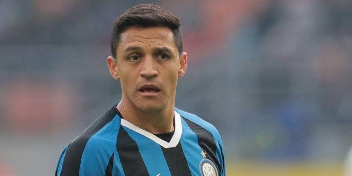En Inglaterra aseguran que Alexis no volvería a Manchester y que dichos de Solskjaer fueron una estrategia