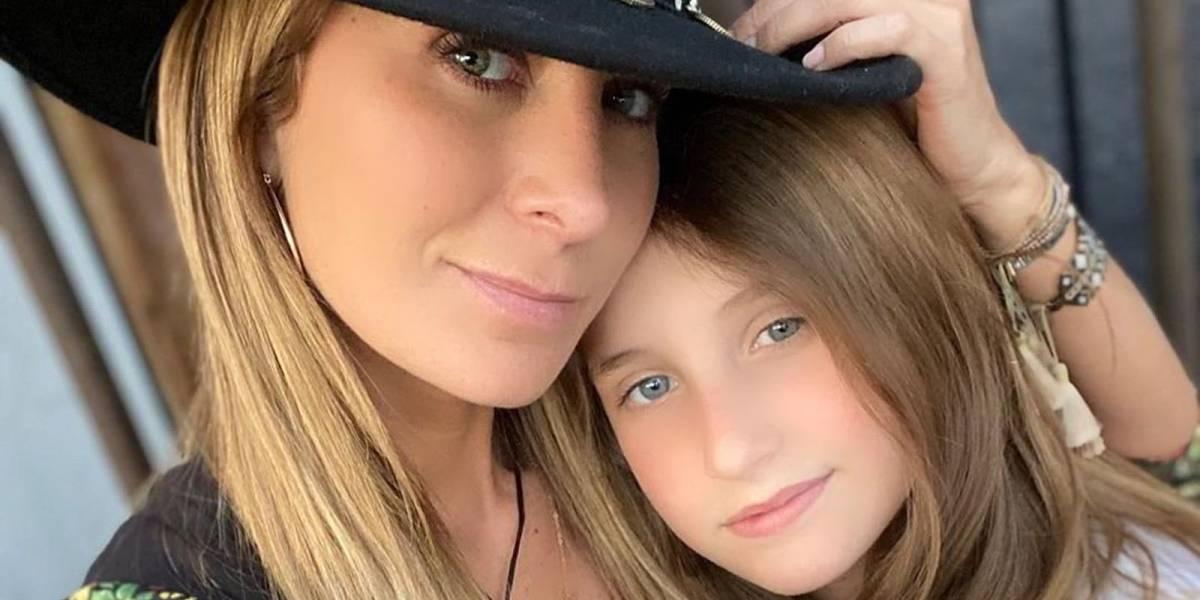 Hija de Geraldine Bazán se estrena oficialmente como actriz en Telemundo