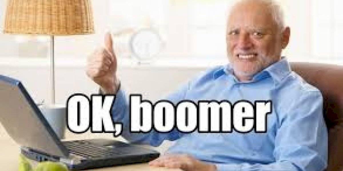 """¿Qué significa """"OK, boomer"""", comentario que invade las redes sociales?"""