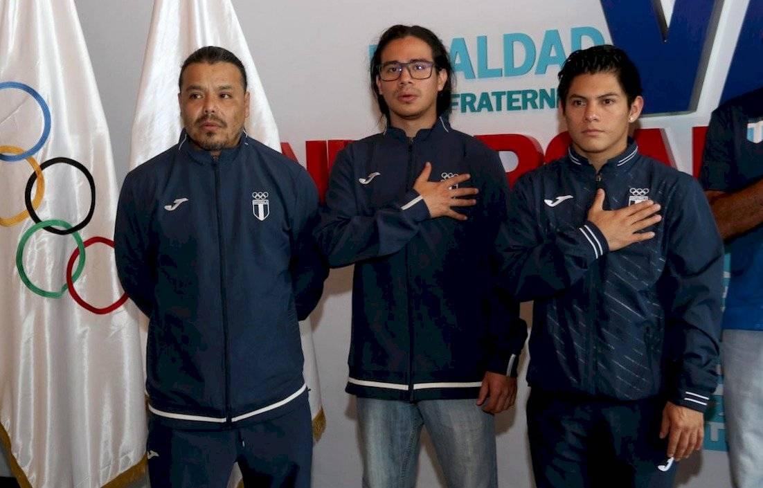 Jorge Vega buscará el pase a los Juegos de Tokio 2020 en torneo en Australia.