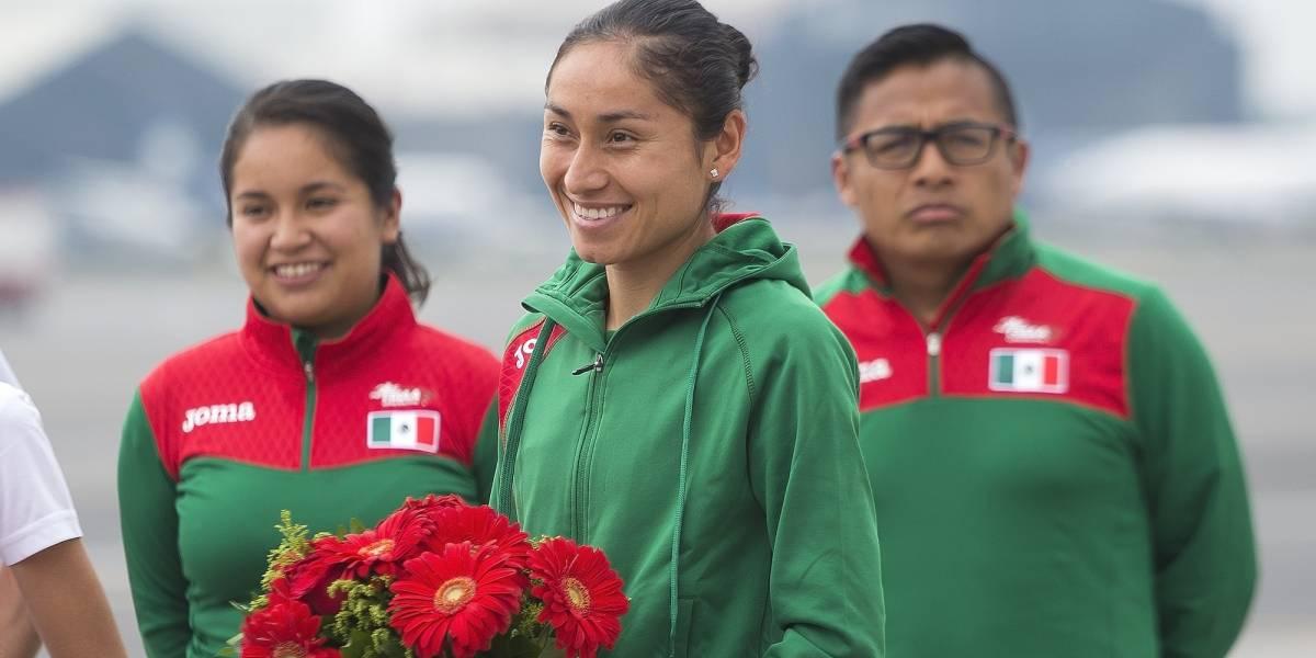 Inscriben a Lupita González para ir a Tokio, pese a sanción de cuatro años
