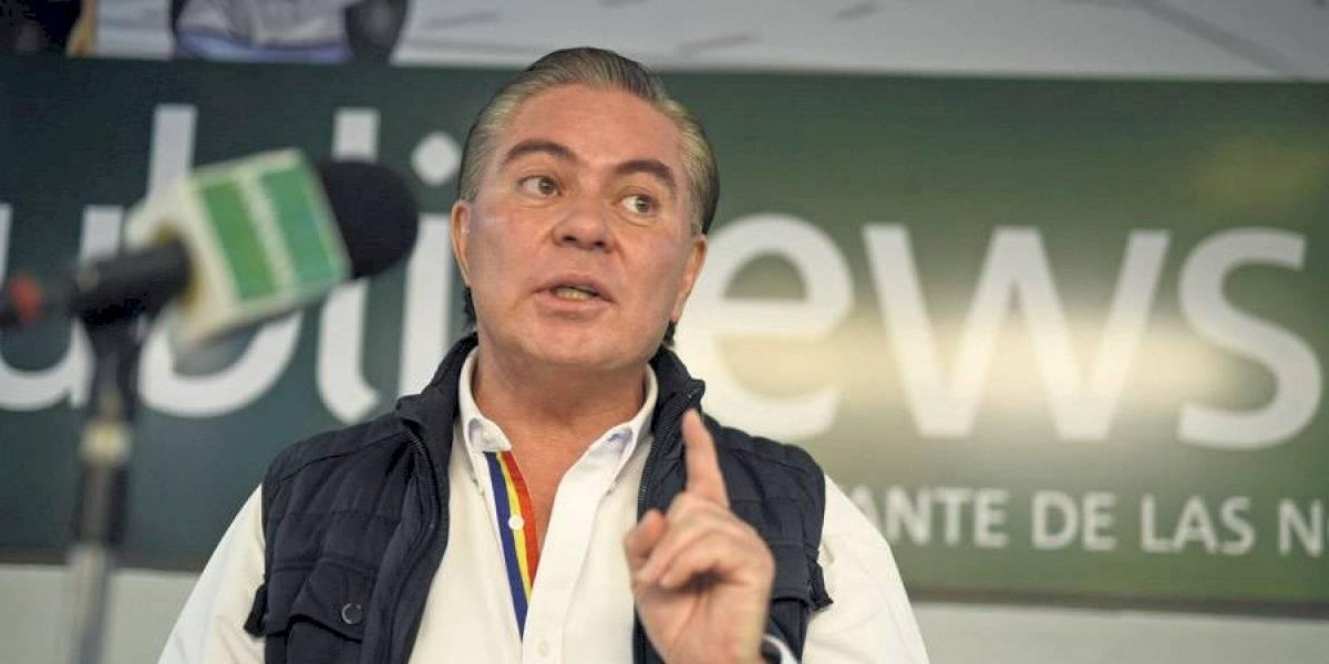 Aplazan sentencia contra excandidato presidencial Mario Estrada