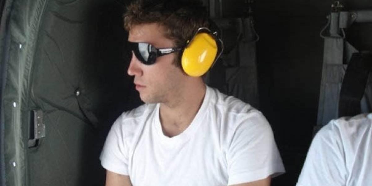 Martín Santos salió en defensa de su padre por uso indebido de un helicóptero